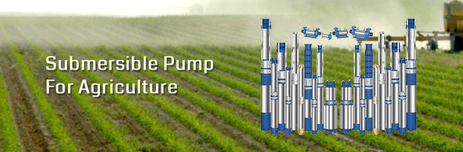 Submersible Pumps For Agriculture