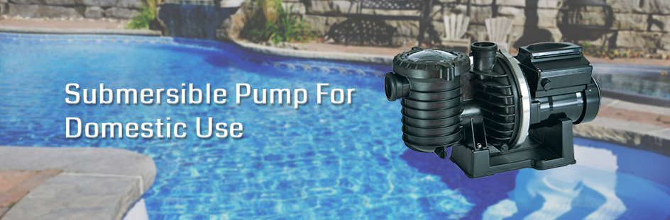 Submersible Pumps For Domestic Use